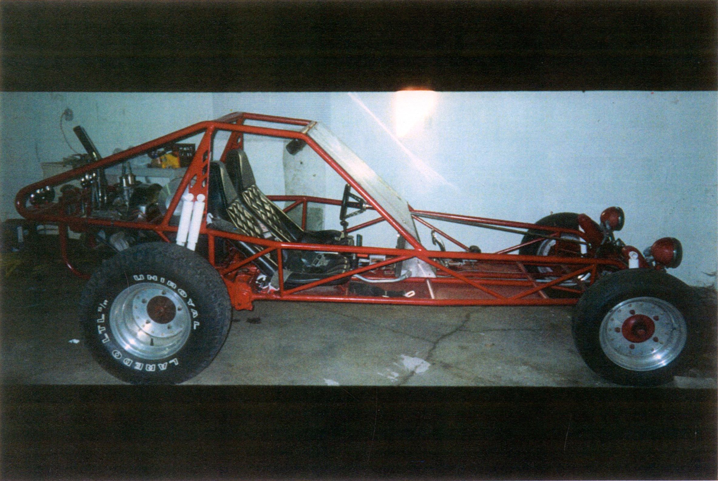 My Dunebuggy Project Mark